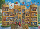 Castle Cutaway (Extra Large) - Cross Stitch Chart