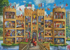 Castle Cutaway (Large) - Cross Stitch Chart