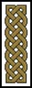 Celtic Bookmark - Cross Stitch Chart