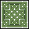 Celtic Chart 5 - Cross Stitch Chart