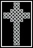 Celtic Cross - Cross Stitch Chart
