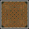 Celtic Pattern 1 - Cross Stitch Chart