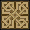 Celtic Pattern 2 - Cross Stitch Chart