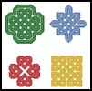Celtic Patterns - Cross Stitch Chart