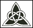 Celtic Triangle - Cross Stitch Chart