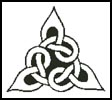 Celtic Triangle 2 - Cross Stitch Chart