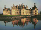 Chateau de Chambord - Cross Stitch Chart