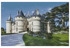 Chateau de Chaumont - Cross Stitch Chart