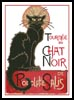 Chat Noir - Cross Stitch Chart