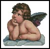 Cherub - Cross Stitch Chart