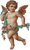 Cherub 2 - Cross Stitch Chart
