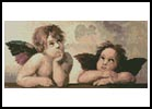 Cherubs - Cross Stitch Chart
