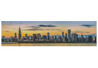 Chicago Skyline - Cross Stitch Chart