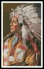 Chief - Cross Stitch Chart
