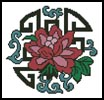 Chinese Motif - Cross Stitch Chart