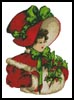 Christmas Belle - Cross Stitch Chart
