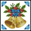Christmas Bells - Cross Stitch Chart