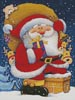 Christmas Deliveries - Cross Stitch Chart