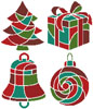 Christmas Icons 2 - Cross Stitch Chart