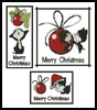 Christmas Kitty - Cross Stitch Chart