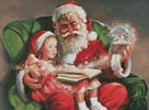 Christmas Magic - Cross Stitch Chart