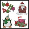 Christmas Motifs 7 - Cross Stitch Chart
