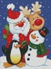 Christmas Pals - Cross Stitch Chart