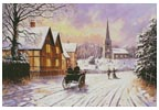 Christmas Service - Cross Stitch Chart