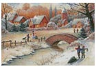 Christmas Town - Cross Stitch Chart