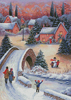 Christmas Town 2 - Cross Stitch Chart