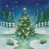 Christmas Tree - Cross Stitch Chart