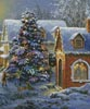 Christmas Village (Crop 3) - Cross Stitch Chart