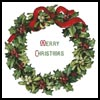 Christmas Wreath - Cross Stitch Chart
