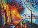 City by the Lake - Cross Stitch Chart