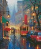 City Lights (Large) - Cross Stitch Chart
