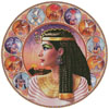 Cleopatra Circle (Left) - Cross Stitch Chart