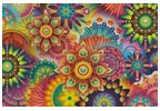 Colourful Abstract - Cross Stitch Chart