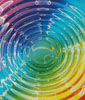 Colourful Waves (Crop) - Cross Stitch Chart