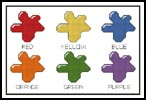 Colour Sampler - Cross Stitch Chart