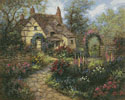 Cottage Garden - Cross Stitch Chart