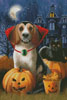 Count Dogula - Cross Stitch Chart