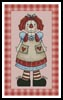 Country Annie - Cross Stitch Chart
