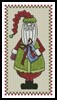 Country Santa 1 - Cross Stitch Chart