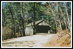 Covered bridge - Cross Stitch Chart