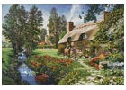 Cricketers Cottage - Cross Stitch Chart