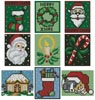 Cross Stitch Card Collection 3 - Cross Stitch Chart