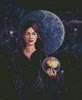 Crystal Moon - Cross Stitch Chart