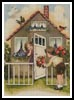 Cubby House - Cross Stitch Chart