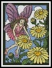 Daisy Fairy 2 - Cross Stitch Chart