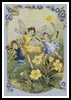 A dance of spring - Cross Stitch Chart